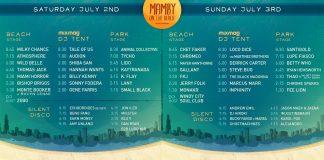 mamby 2016 set times