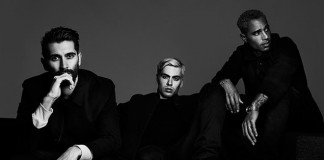 yellow claw press photo