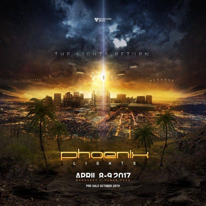 Phoenix Lights Fest