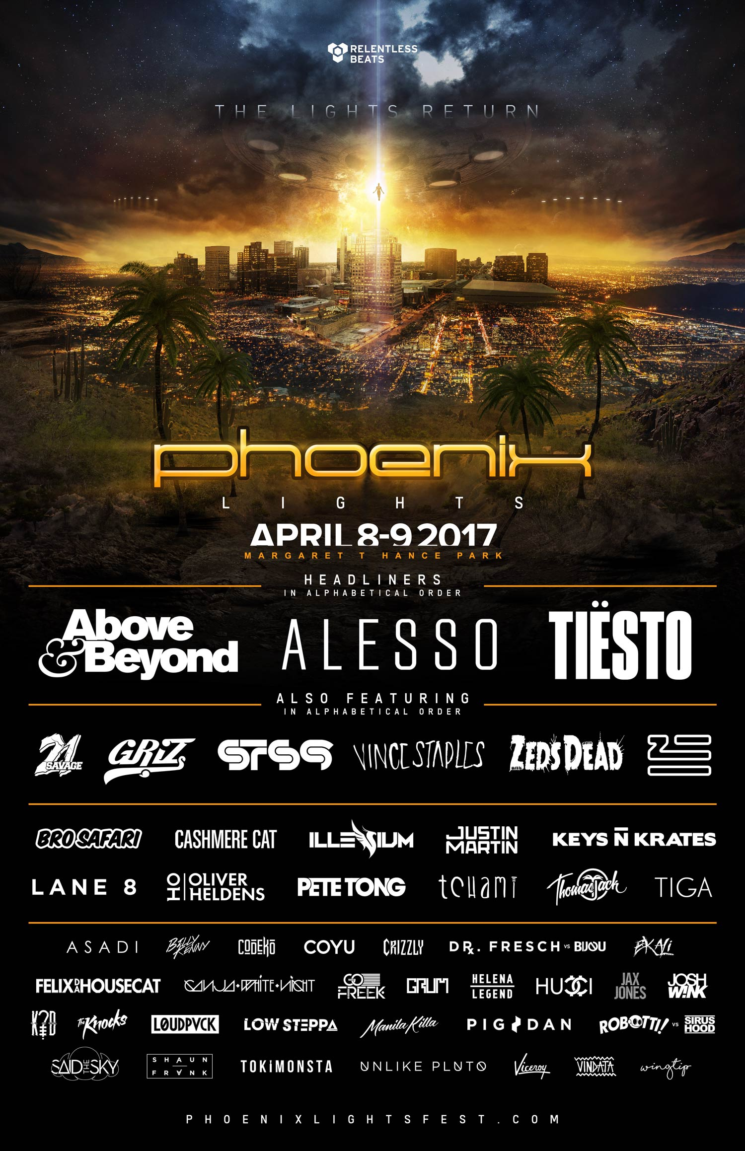phoenix lights flyer