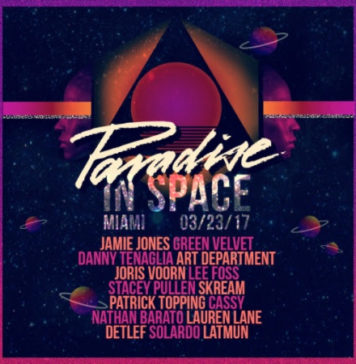 Paradise in space