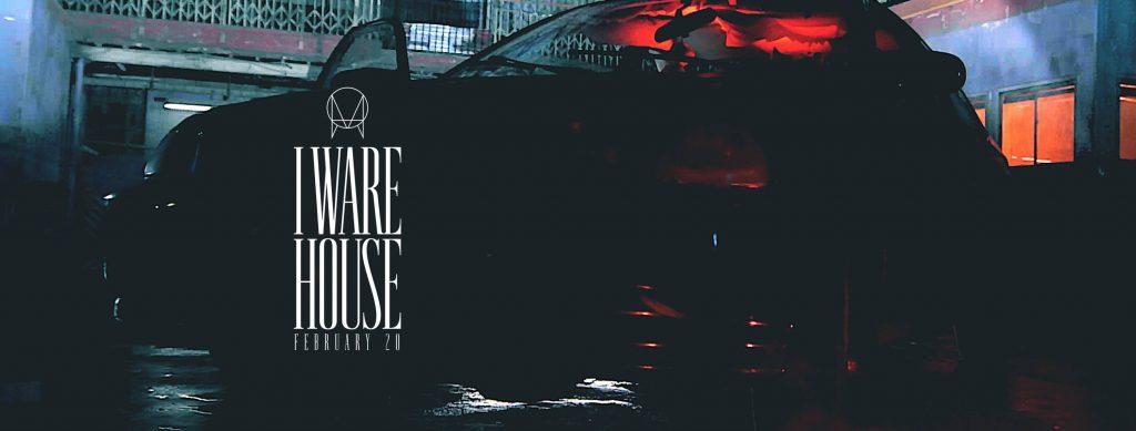 JOYRYDE - I WARE HOUSE