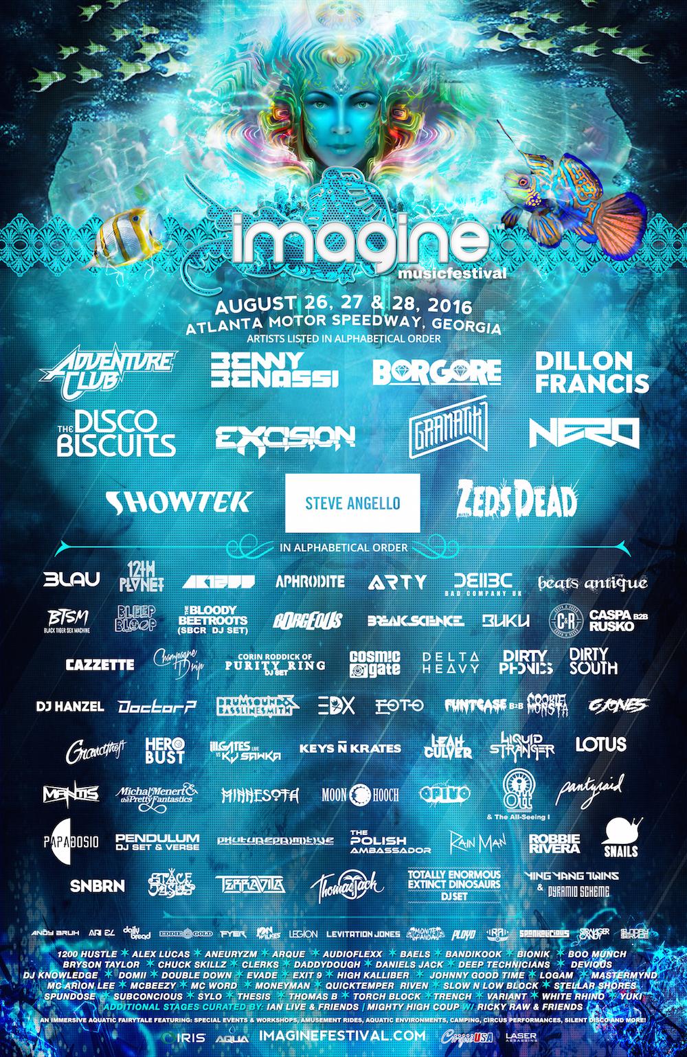 7c2152b8b Imagine Music Festival Official 2016 Aftermovie - EDM Bangers