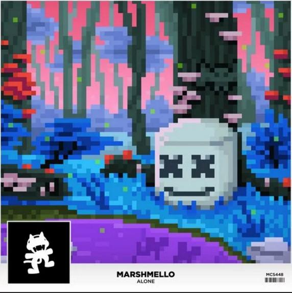 Marshmello-alone