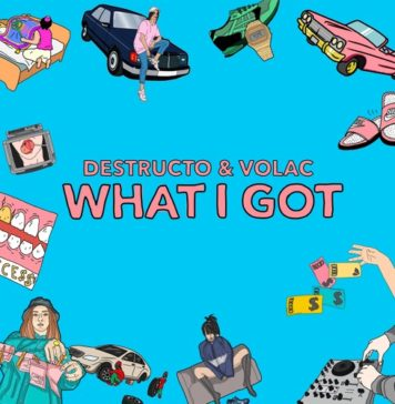 "destructo and volac - ""What I got"""