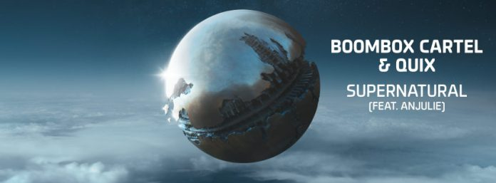 Boombox Cartel & Quix - Supernatural