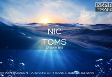 Nic Toms - Dream Big
