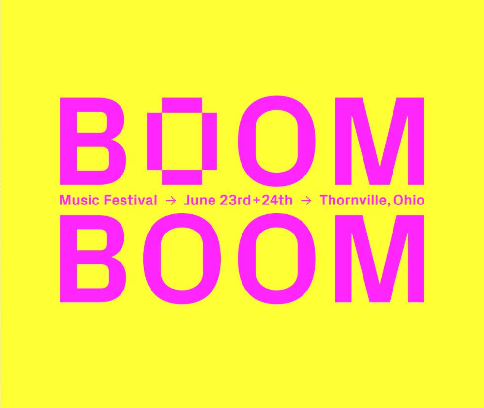 Boom Boom Music Festival Lineup