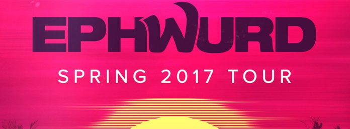 Ephwurd springtour