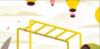 Robotaki - Monkey Bars