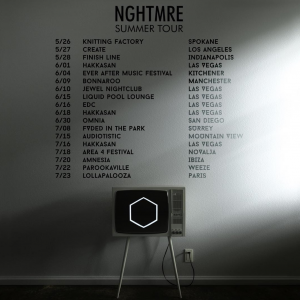NGHTMRE summer tour